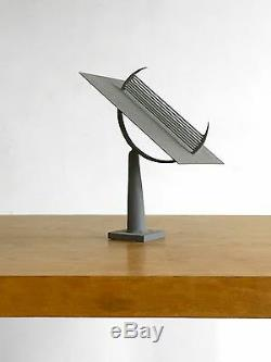 1970 Sculpture Moderniste Constructiviste Brutaliste Abstraction Geometrique