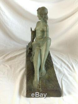 Art Deco Demeter CHIPARUS Editions REVEYROLIS Paris 1930 Rare