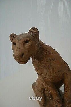 Roger Godchaux. Sculpture Epoque Art Deco