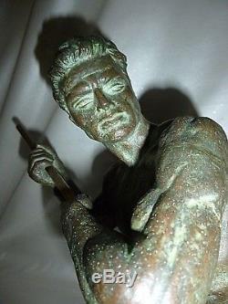 Sculpture Art Déco Signe Hervor Circa 1930