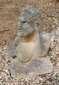 Sculpture pierre 1930 art déco (n°2)