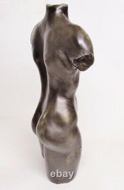 Torse homme nu, statue deco maison cadeau d'art
